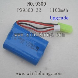 PXToys 9300 rc car parts upgrade battery