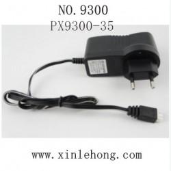 pxtoys 9300 car parts EU plug charger