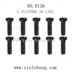 XINLEHONG Toys 9136 Parts-Round Headed Screw 30-LS02