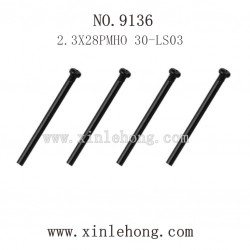 XINLEHONG Toys 9136 Parts-Round Headed Screw 30-LS03