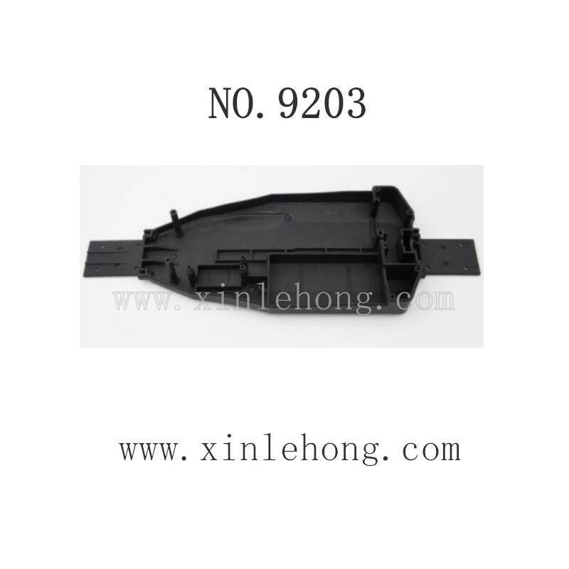 PXToys 9203 Car Parts-Vehicle bttom