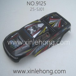 xinlehong 9125 car shell