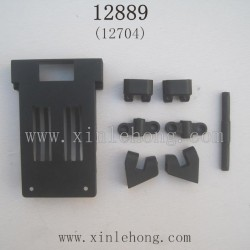 HBX 12889 Thruster Parts-Battery Tray+Holders