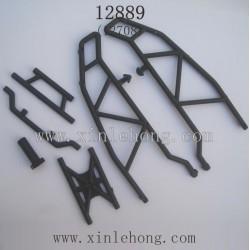 HBX 12889 Thruster Parts-Rear Rack Assembly
