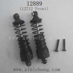 HBX 12889 Thruster Parts-Oil Filled Shocks Front