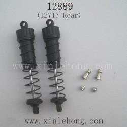 HBX 12889 Thruster Car Parts-Oil Filled Shocks Rear
