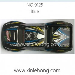 XINLEHONG Toys 9125 Parts Car shell blue