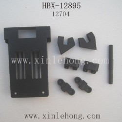 HBX 12895 Transit Parts-Battery Tray+Holders