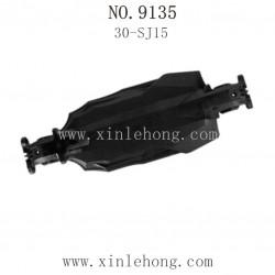 XINLEHONG Toys 9135 Parts, Car Chassis