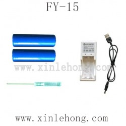 FEIYUE FY-15-Battery and Charger Box