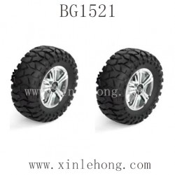 SUBOTECH BG1521 Parts Wheels Complete