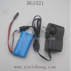 SUBOTECH BG1521-Battery and Charger