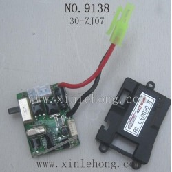 XINLEHONG TOYS 9138 Parts-Circuit Board