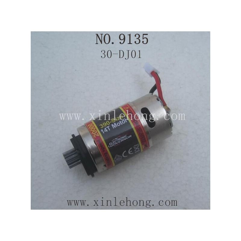 XINLEHONG Toys 9135 RC Car Parts, Motor
