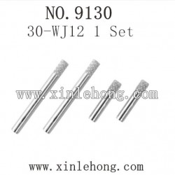XINLEHONG Toys 9130 car Shaft 2.5X16 2.5X14 30-WJ12 1Set