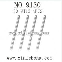XINLEHONG TOYS 9130 CAR parts Optical Axis 2.5X3.9 30-WJ13 4PCS