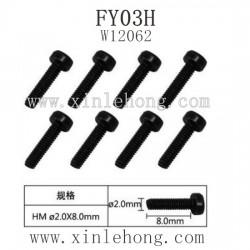 FEIYUE FY03H  Parts-Screw W12062