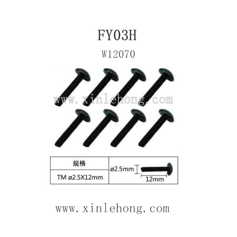 FEIYUE FY03H Parts Screw W12070