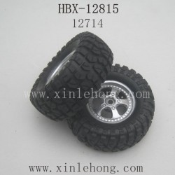 HBX 12815 Protector Car Parts-Wheels Complete