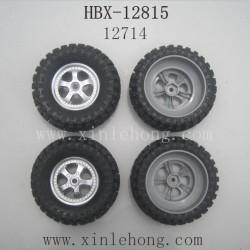 HBX 12815 Protector Car Parts-Tires