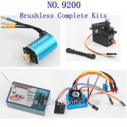 PXTOYS 9200 Upgrade Parts-Brushless Motor Complete kits