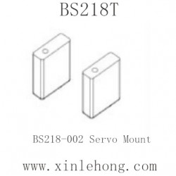 BSD Racing BS218T Parts-BS218-002 Servo Mount