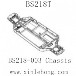 BSD Racing BS218T Parts-BS218-003 Chassis