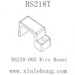 BSD Racing BS218T Parts-BS218-005 Wire Mount