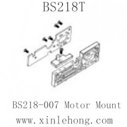 BSD Racing BS218T Parts-BS218-007 Motor Mount Unit