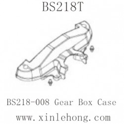 BSD Racing BS218T Parts-BS218-008 Gear Box Case Unite