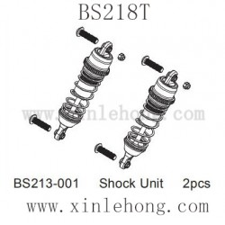 BSD Racing BS218T Parts-BS213-001 Shock Unit