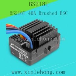 BSD Racing BS218T Parts-BS218T-40A Brushed ESC