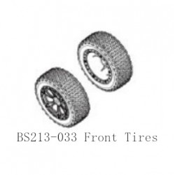 BSD Racing BS218T BS218R Parts-BS213-033 Front Tires