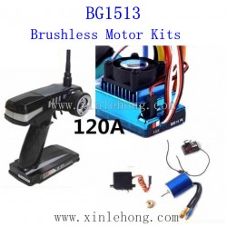 SUBOTECH BG1513 Upgrade, Brushless Motor Kits