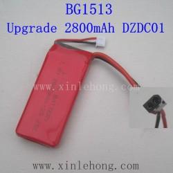 SUBOTECH BG1513  Upgrade Parts, Battery 2800mAh