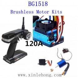 SUBOTECH BG1518 Brushless Motor Kits