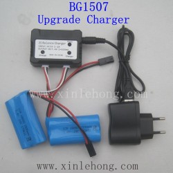 SUBOTECH BG1507 Upgrade Parts-Battery and charger