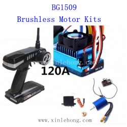 SUBOTECH BG1509 Brushless Motor Kits