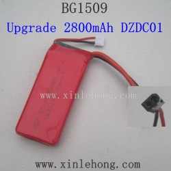SUBOTECH BG1509 Upgrade-Battery 2800mAh