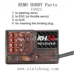 REMO HOBBY Parts-E9922 2.4Ghz Receiver