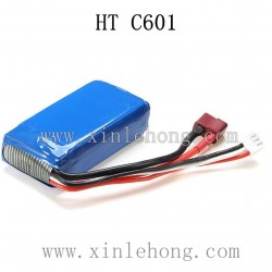 HT C601 RC Truck Parts-7.4V 1500mAh Battery