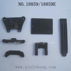 HBX 18859E Rampage RC Tuck Parts-Front Top Plate 18101