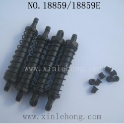 HBX 18859E Rampage Parts-Shock Absorbers 18007
