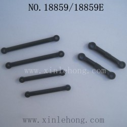 HBX 18859E Rampage Parts-Steering Links 18011