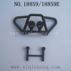 HBX 18859E Rampage Parts-Bumper Assembly 18013