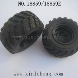 HBX 18859E Rampage Parts-Wheels Complete