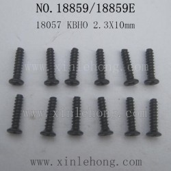 HBX 18859E Rampage Parts-Screw 18057