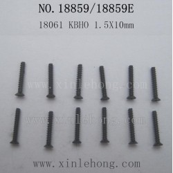HBX 18859E Rampage Parts-Screw 18061