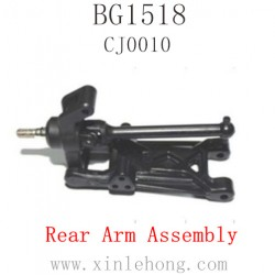 SUBOTECH BG1518 Tornado Parts-Rear Arm Assembly