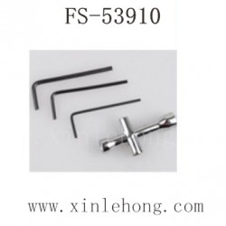 FS Racing FS-53910 RC Truck Parts-Screws Drive Tools